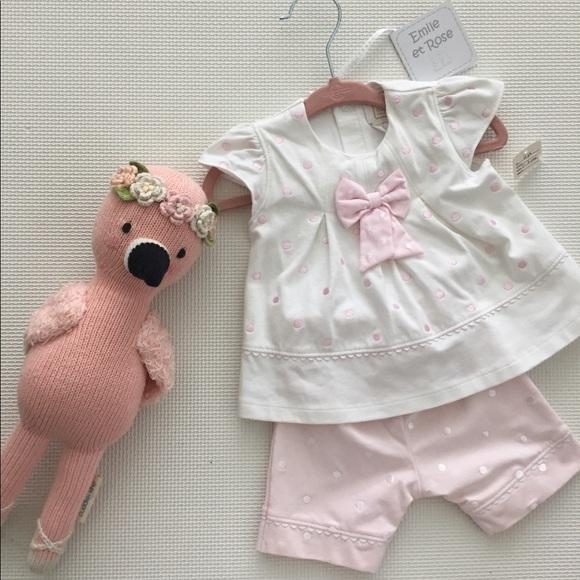 Girls' Clothing (newborn-5t) Helpful Baby Next Outfit 0-3mths Latest Fashion